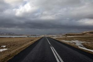 Clear roads straight ahead